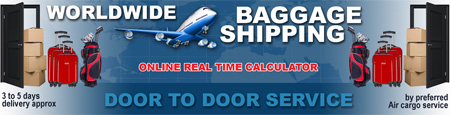 Real Time Baggage Calculator