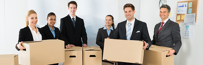 Corporate Relocation Services - How It Works